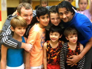 Andrey Kushan Squad Boys