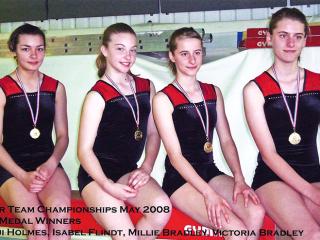 Senior Team Gold