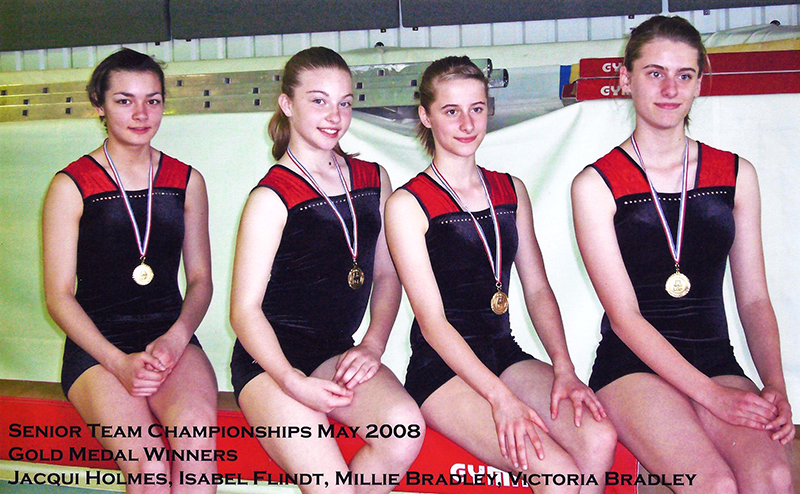 Senior Team Gold
