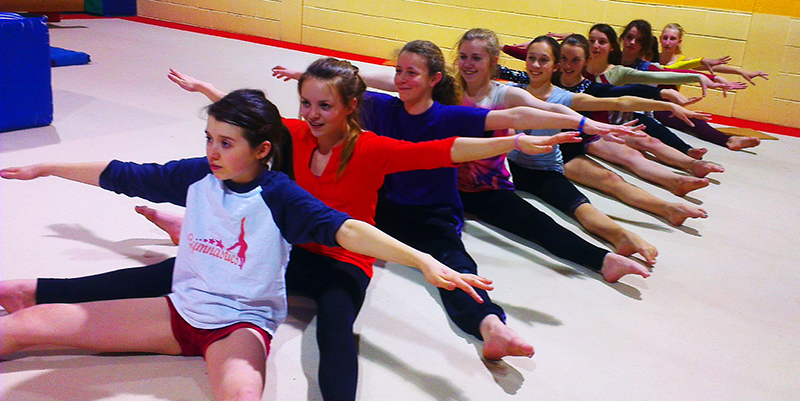 Recreational Gymnastics Classes