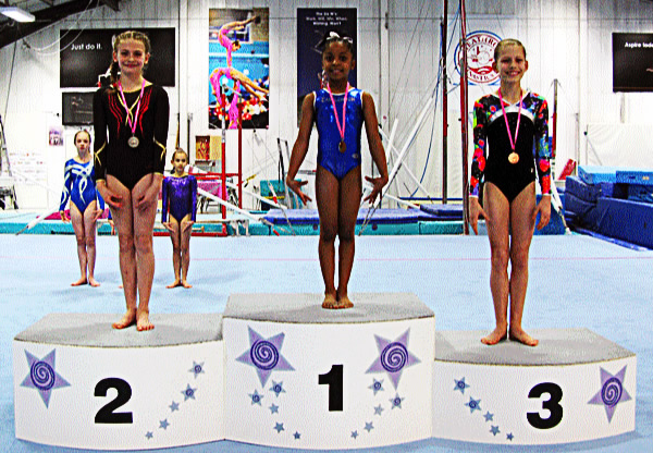 London Gymnastics Grade Championship | 9th/10th March 2013